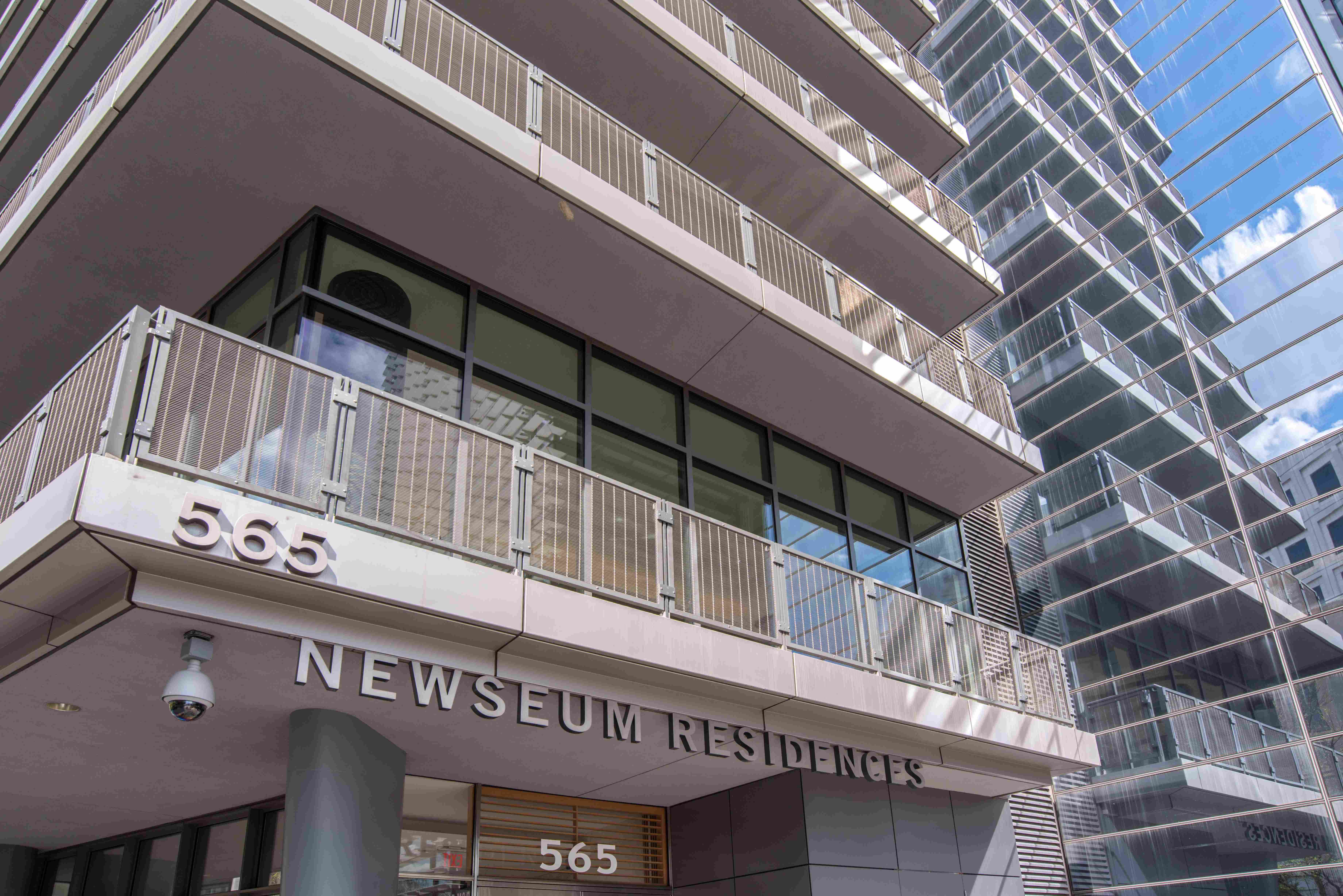 Newseum Residences