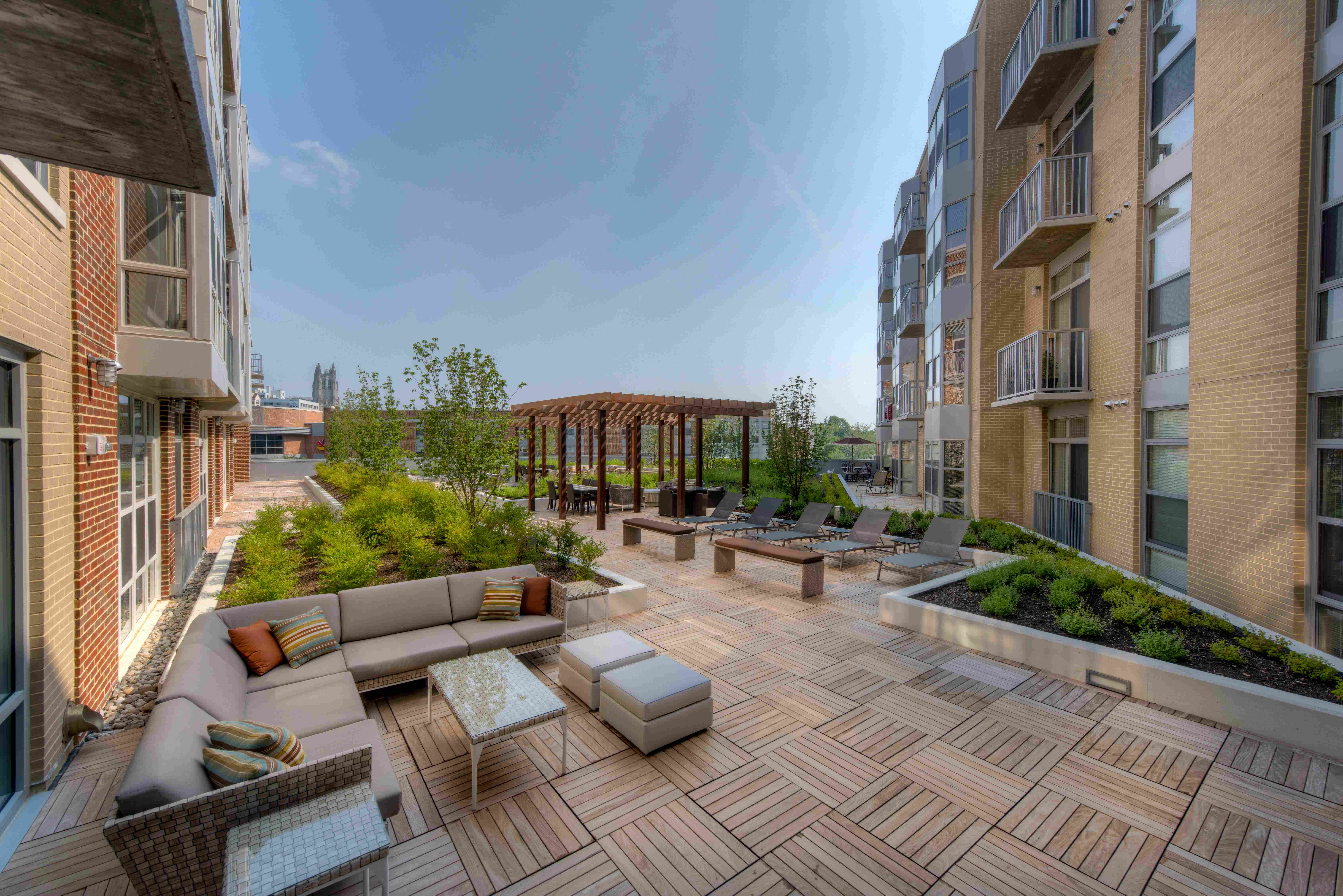 Cathedral Commons apartments in Washington, District of Columbia